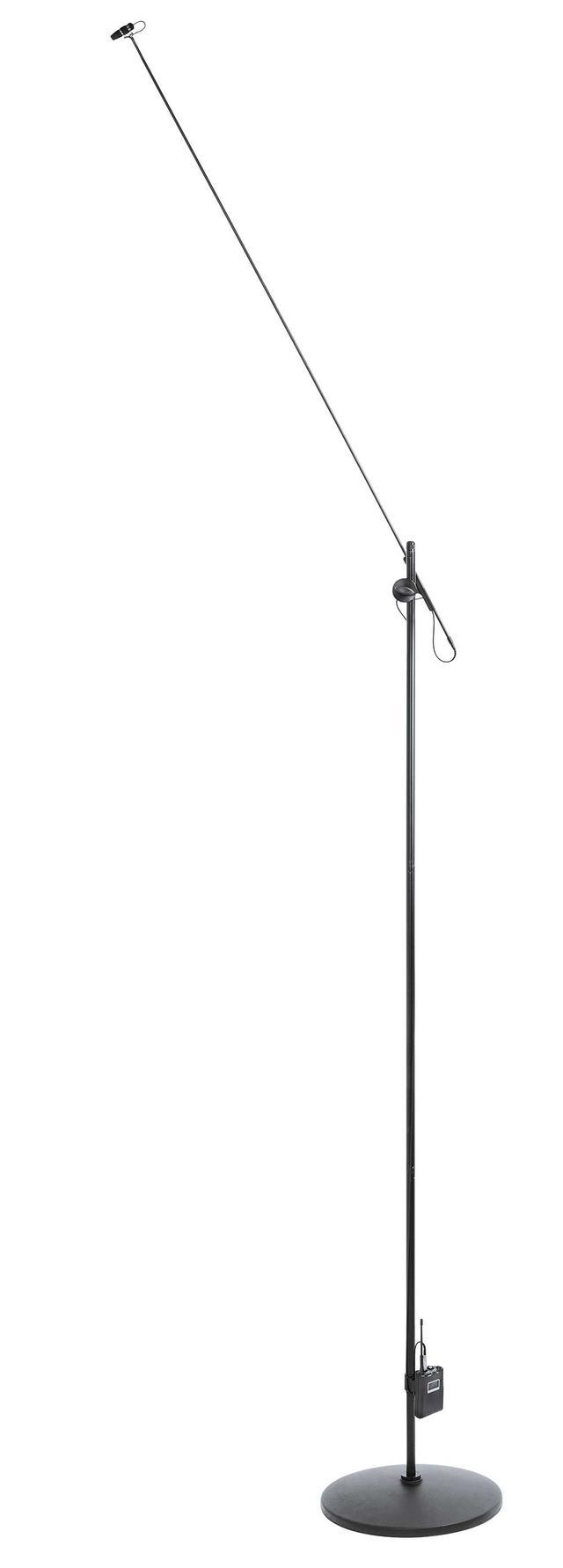 画像: DPA Microphones社、フロアスタンド・マイクロホン「CORE 4097」