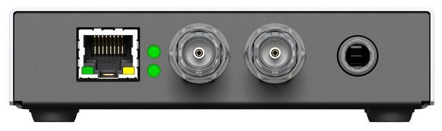画像1: シンタックスジャパンより、次世代ネットワーク・オーディオの本命とされる「AVB」に対応したオーディオ・インターフェイス、RME「Digiface AVB」を10月15日から発売。価格は¥132,000