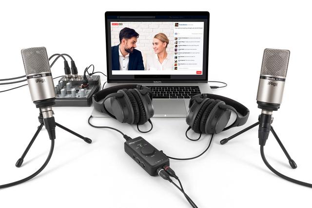 画像: IK Multimedia - iRig Stream
