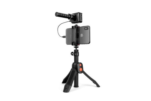 画像: iKlip Grip ProをバンドルしたiRig Mic Video Bundle