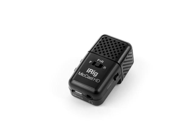 画像: iRig Mic Cast HD