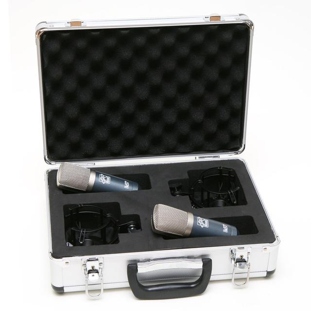 画像: オタリテックより、Roswell Pro Audioのコンデンサー・マイクロフォン「mini K87」が発売される。発売日は2020年1月中旬
