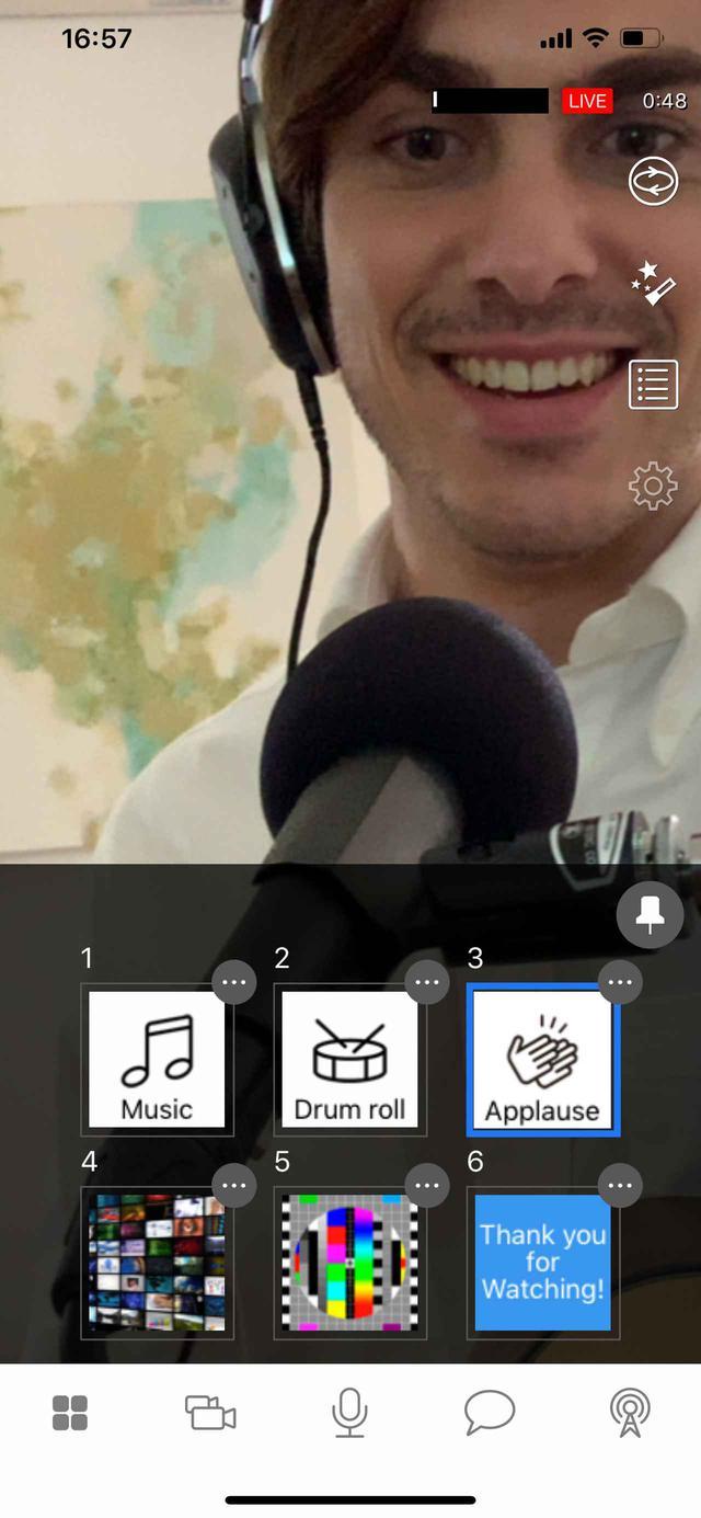 画像: ローランドから、スマホを使ったライブ配信で、テレビ番組のような演出を実現できる「GO:LIVECAST」が発売される。発売日は2020年1月25日