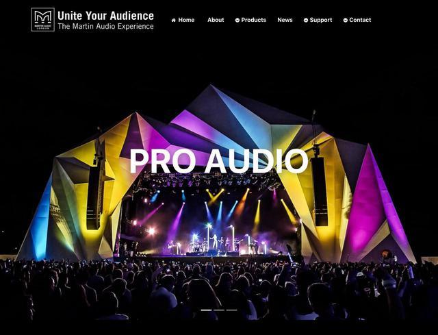 画像: Martin Audio Japanが、SNSを使ったオンラインセミナーを実施。興味のあるエンジニアはFacebookページにアクセスしてみよう