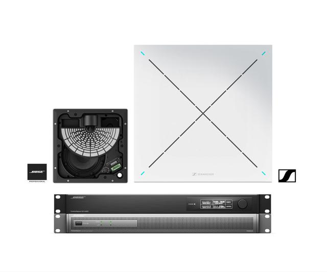 画像: Bose ES1 Ceiling Audio Solution