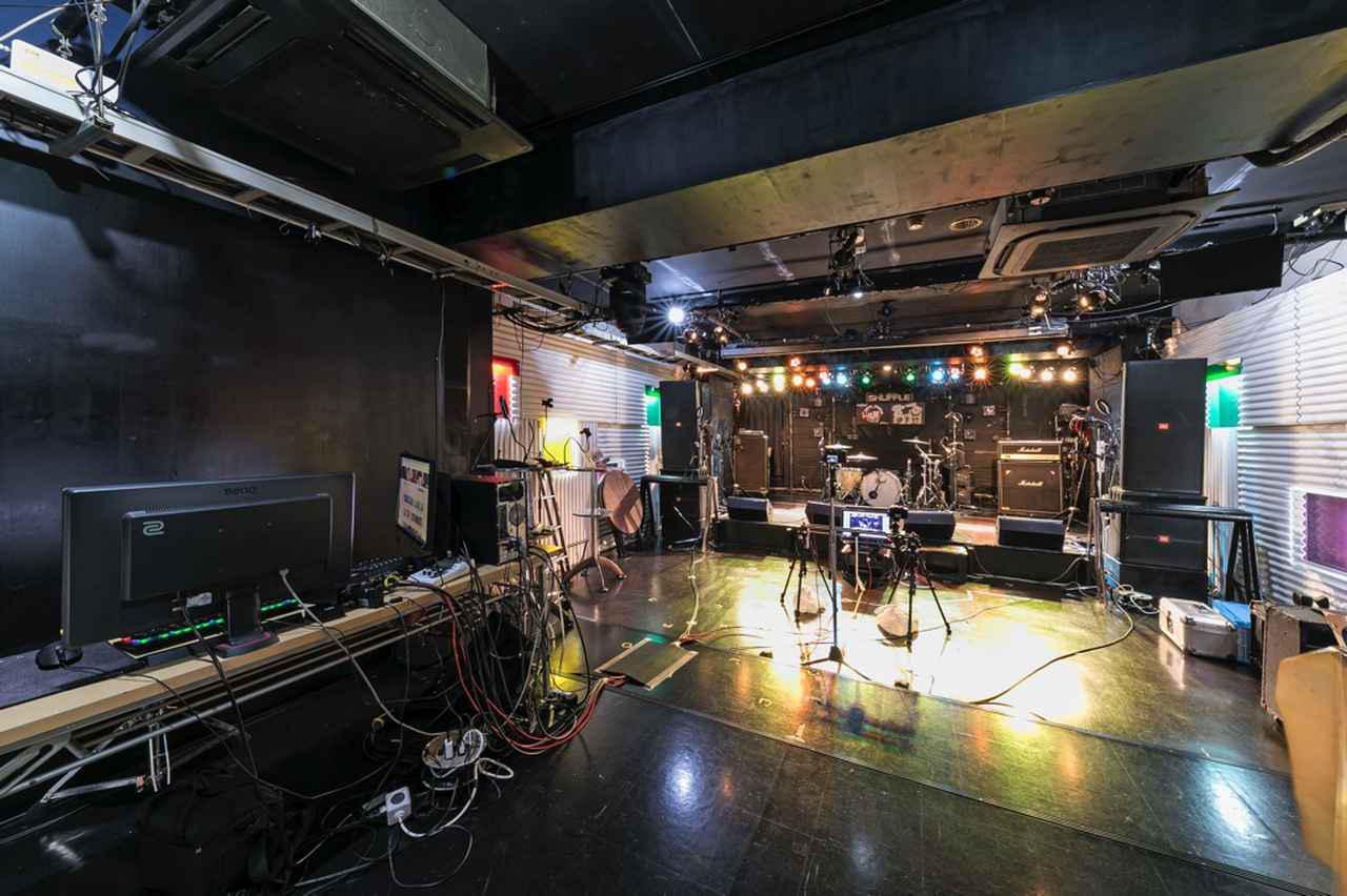画像: 今年で開店13年目となる東京・吉祥寺のライブ・ハウス、吉祥SHUFFLE