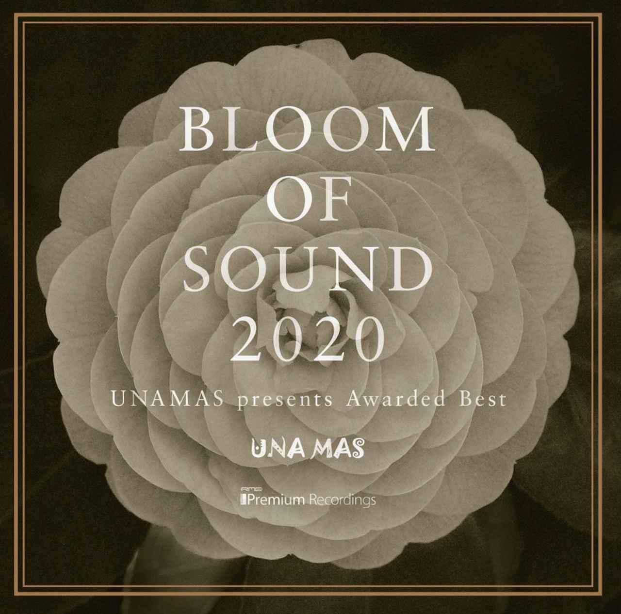 画像1: 先進のUNAMAS作品群から、日本プロ音楽録音賞受賞作を集めたベスト盤『BLOOM OF SOUND 2020』【PROSOUND MUSIC REVIEW】