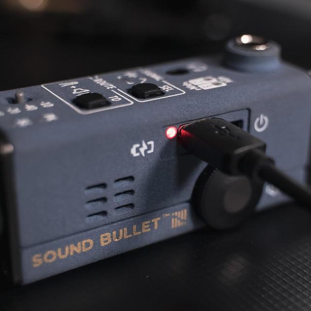 画像3: ポケットサイズで、音声信号や通線の入出力がチェックできる!SONNECT AUDIO社のポータブル型オーディオテスター「サウンドバレット」が発売中