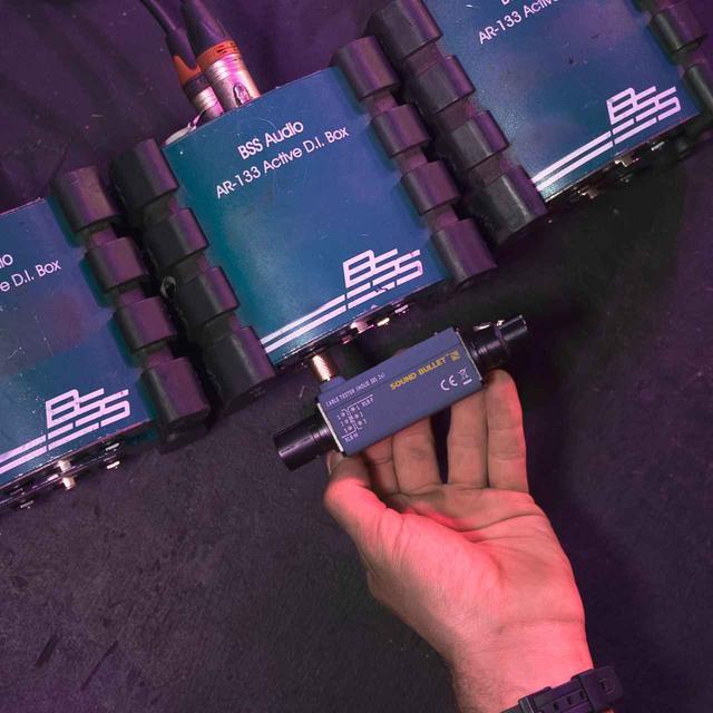 画像4: ポケットサイズで、音声信号や通線の入出力がチェックできる!SONNECT AUDIO社のポータブル型オーディオテスター「サウンドバレット」が発売中