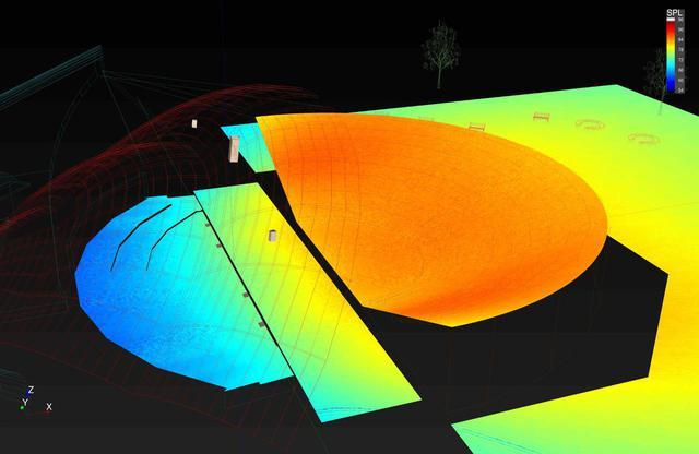 画像3: Meyer Soundから無料のサウンドシステム設計ソフトウェア「MAPP 3D」がリリース。正確で高精度な音響予測を3次元の音場で行うことが可能!