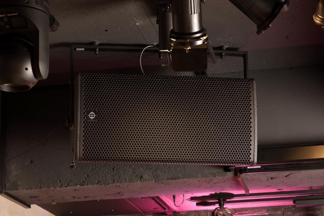 画像: メイン・スピーカーのCODA AUDIO D20