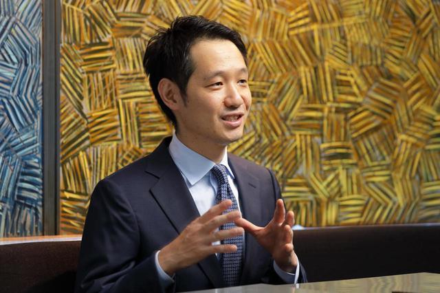 画像: 代表取締役社長の加瀬友貴氏