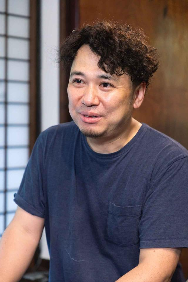 画像: 匠サウンドの代表、居川信彦氏