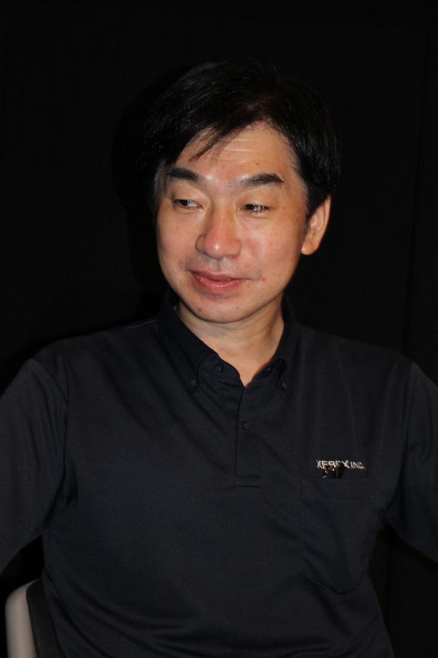 画像: 株式会社ジーベックス テクニカルサポート部 河原常久氏