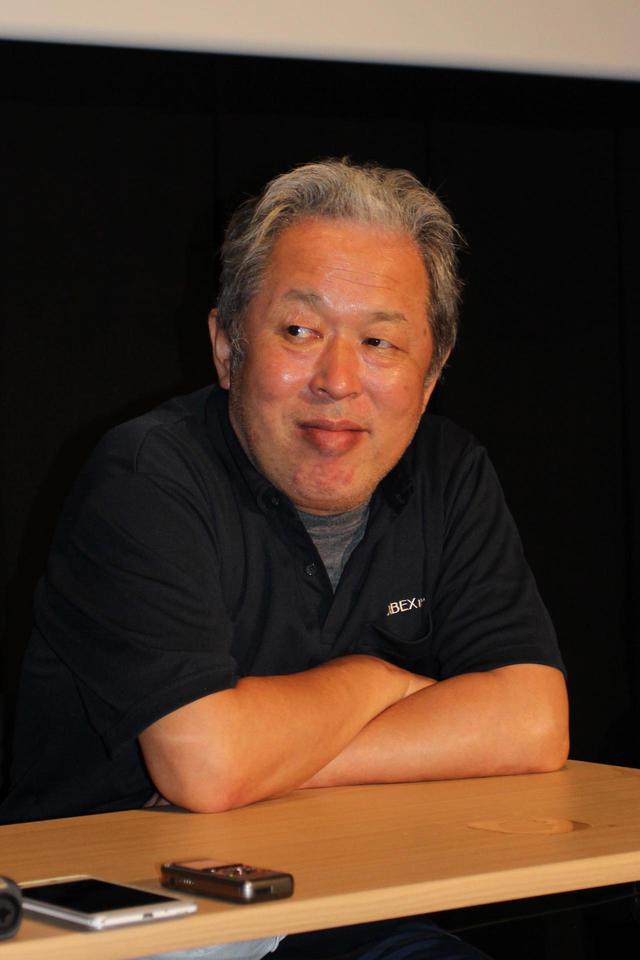 画像: 株式会社ジーベックス 技術部 高橋昌義氏