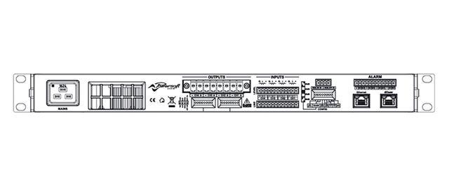 画像2: Powersoftから、中~大規模設備向けパワーアンプ「Quattrocanali 8804 DSP+D」と「Duecanali 6404 DSP+D」が発売中
