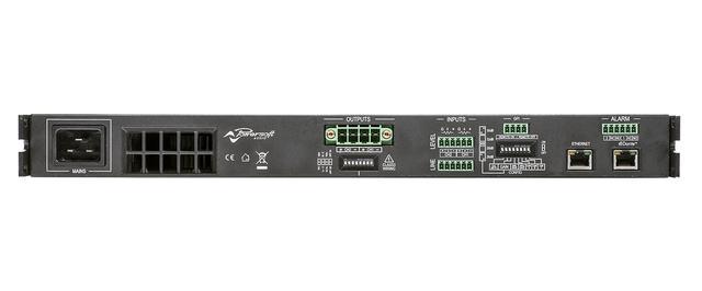 画像4: Powersoftから、中~大規模設備向けパワーアンプ「Quattrocanali 8804 DSP+D」と「Duecanali 6404 DSP+D」が発売中