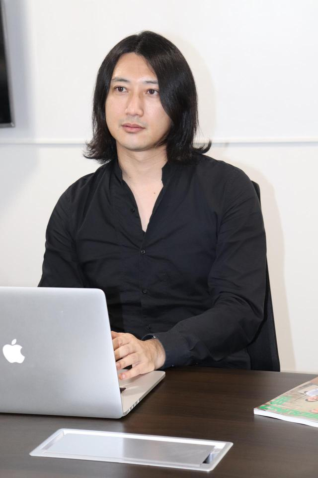 画像: 株式会社DMM RESORTS メディアデザイン部 アートディレクター/サウンドクリエイター 坂口倫崇氏