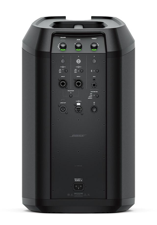 """画像8: """"持ち運べるラインアレイ"""" Bose L1に待望の新世代モデルが登場《Bose Professional L1 Pro Portable Line Array System》【PROSOUND 特別企画】"""