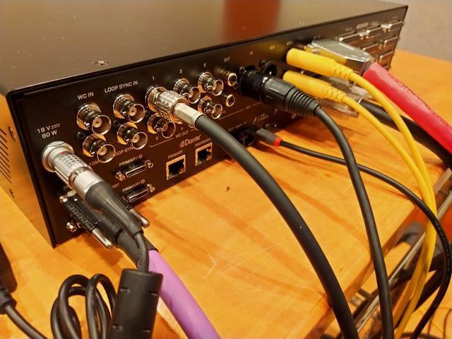 画像4: Antelope Audio『Galaxy 64 Synergy Core』Dante/HDX/MADI/Thunderbolt 3に対応、64chのAD/DAを搭載した新世代オーディオIFが登場【PROSOUND CLOSE-UP】