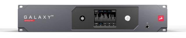 画像1: Antelope Audio『Galaxy 64 Synergy Core』Dante/HDX/MADI/Thunderbolt 3に対応、64chのAD/DAを搭載した新世代オーディオIFが登場【PROSOUND CLOSE-UP】