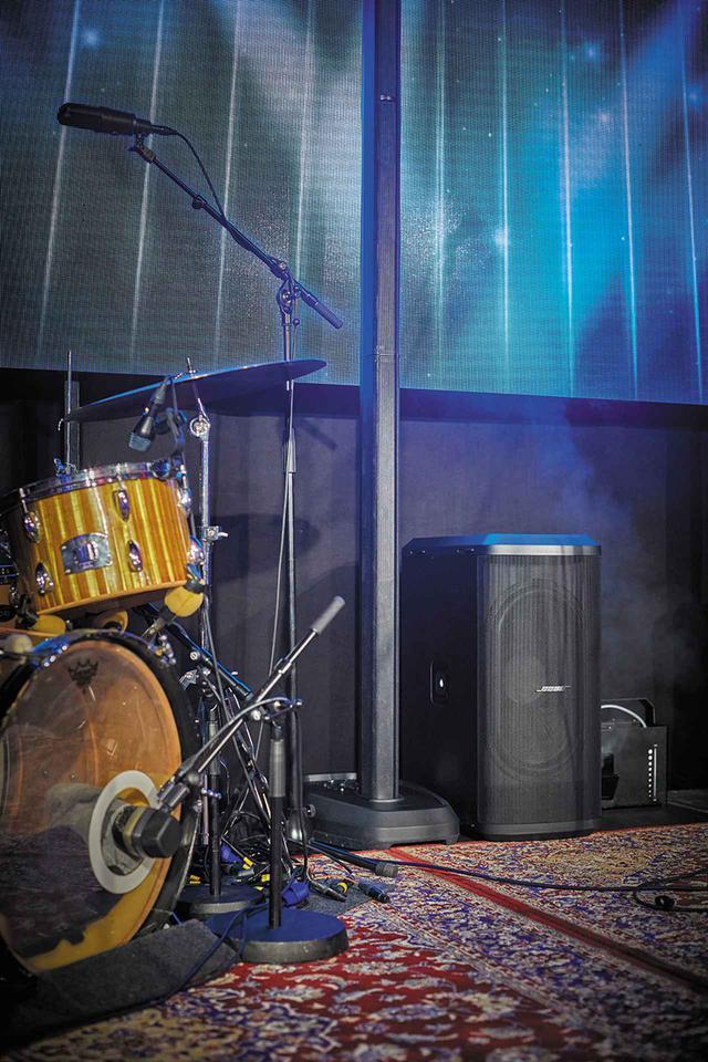 """画像11: """"持ち運べるラインアレイ"""" Bose L1に待望の新世代モデルが登場《Bose Professional L1 Pro Portable Line Array System》【PROSOUND 特別企画】"""