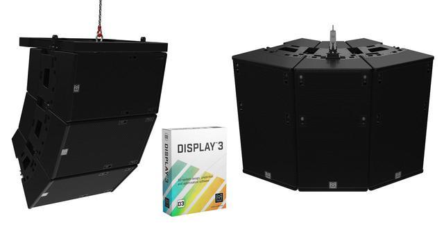 画像1: MARTIN AUDIO社から、同社初となるコンスタント・カーバチュア・システム TORUSが発表された
