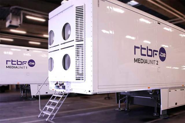 画像: 2021年4月27日(火)オンライン・セミナー「世界最先端フルIPシステム 大型トレーラー型中継車 ベルギー公共放送局 RTBFの導入事例」| オタリテック株式会社