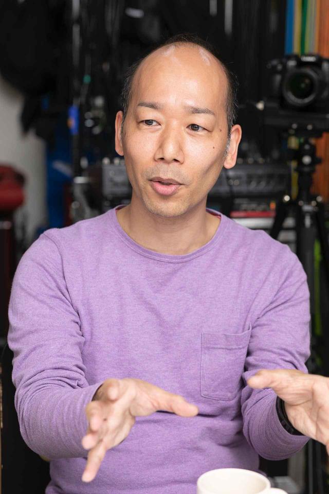 画像: 株式会社結音の代表取締役、藤森暖生氏
