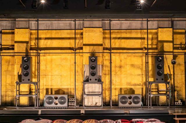 画像3: 邦画専門劇場「テアトル新宿」に完全オーダーメイド・スピーカーシステム最新型「odessa」導入【Prosound Report】