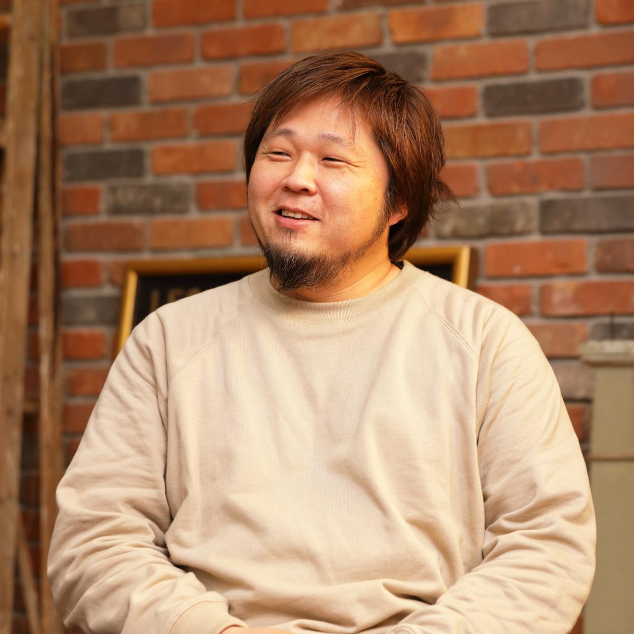 画像: 映像センターの佐藤知之氏