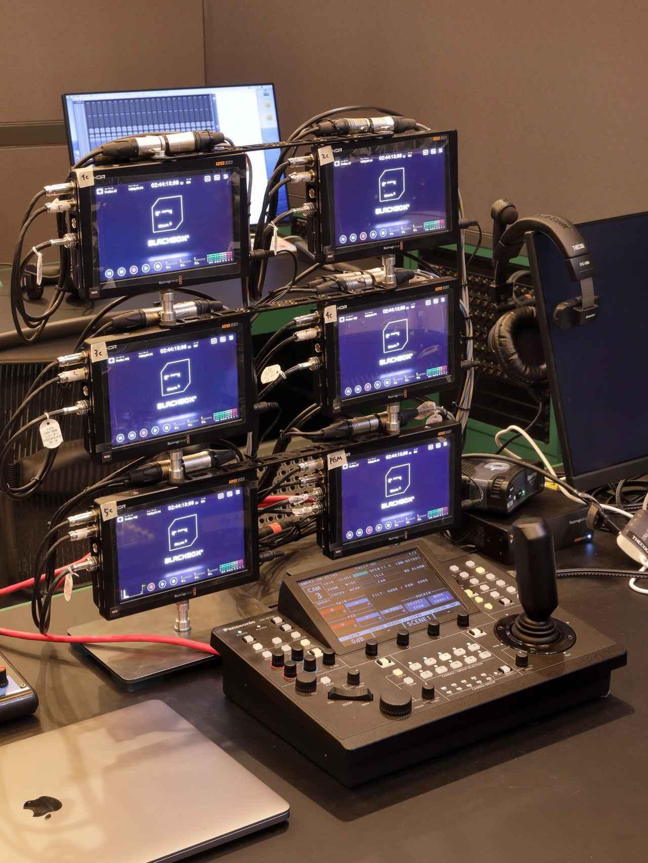 画像: 4Kカメラのリモート・コントローラー、パナソニック AW-RP150GJ