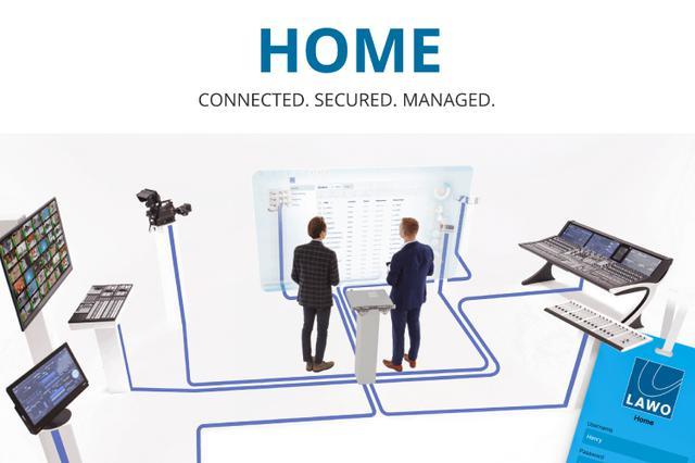 画像: 2021年6月11日(金)オンラインセミナー「ーIP放送機器の管理をよりスムーズにー「HOME」LAWO次世代のメディアネットワーク・マネジメント・スイート」| オタリテック株式会社
