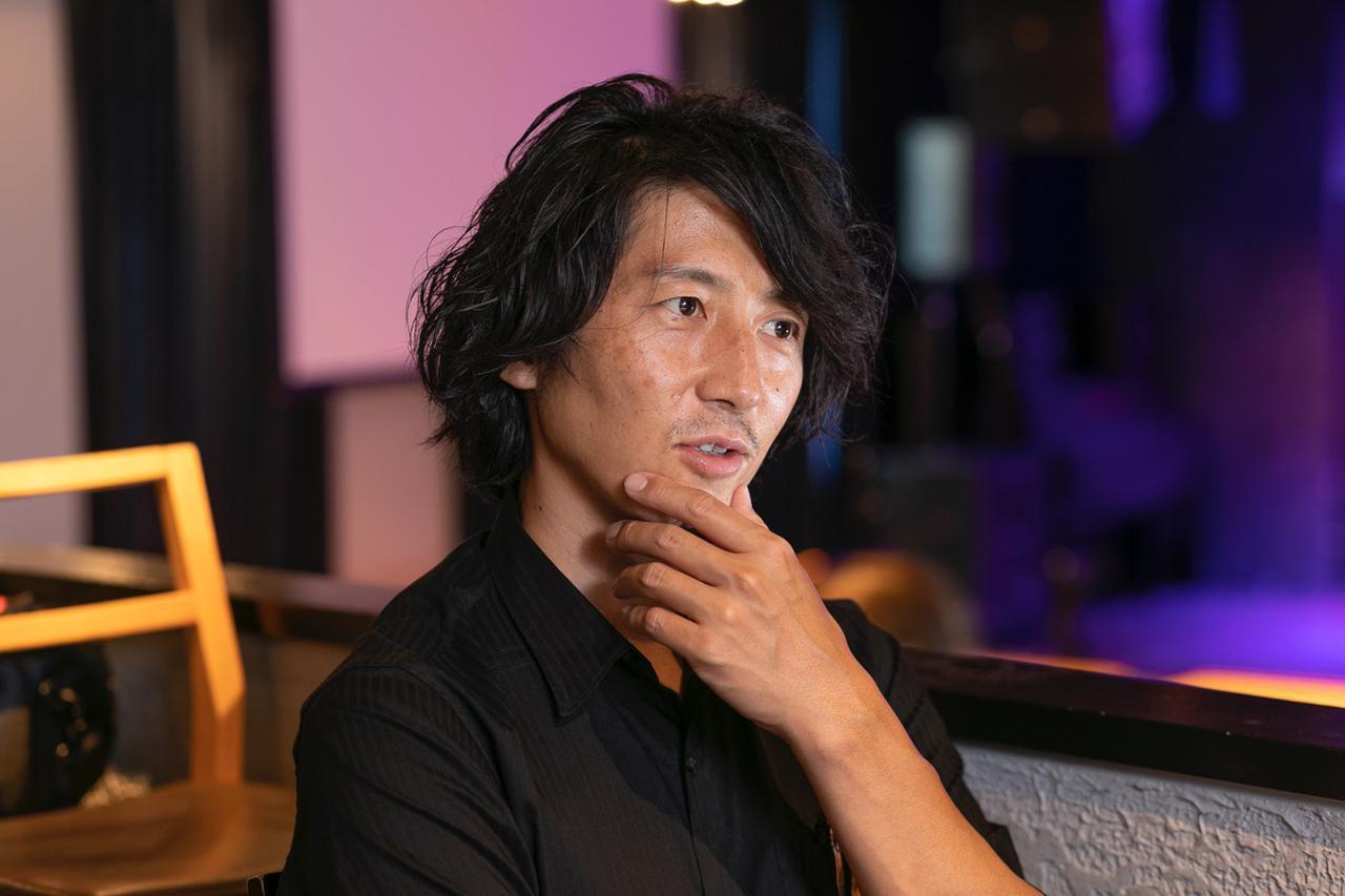 画像: ゼネラル・マネージャーの平野剛氏