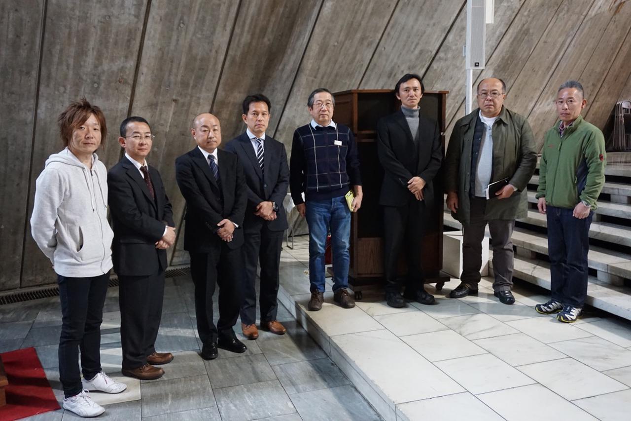 画像: JBL PROFESSIONAL Intellivox 導入レポート:東京カテドラル聖マリア大聖堂