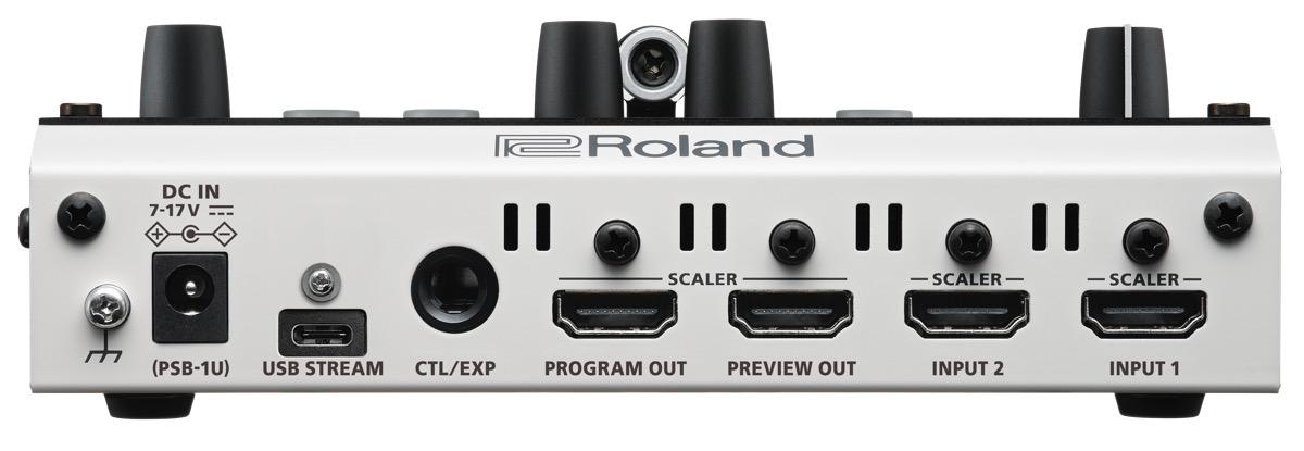 画像2: 音響技術者のための映像入門<第10回:ローランド 映像機器 開発プロデューサーに訊く>【PROSOUND SEMINAR】