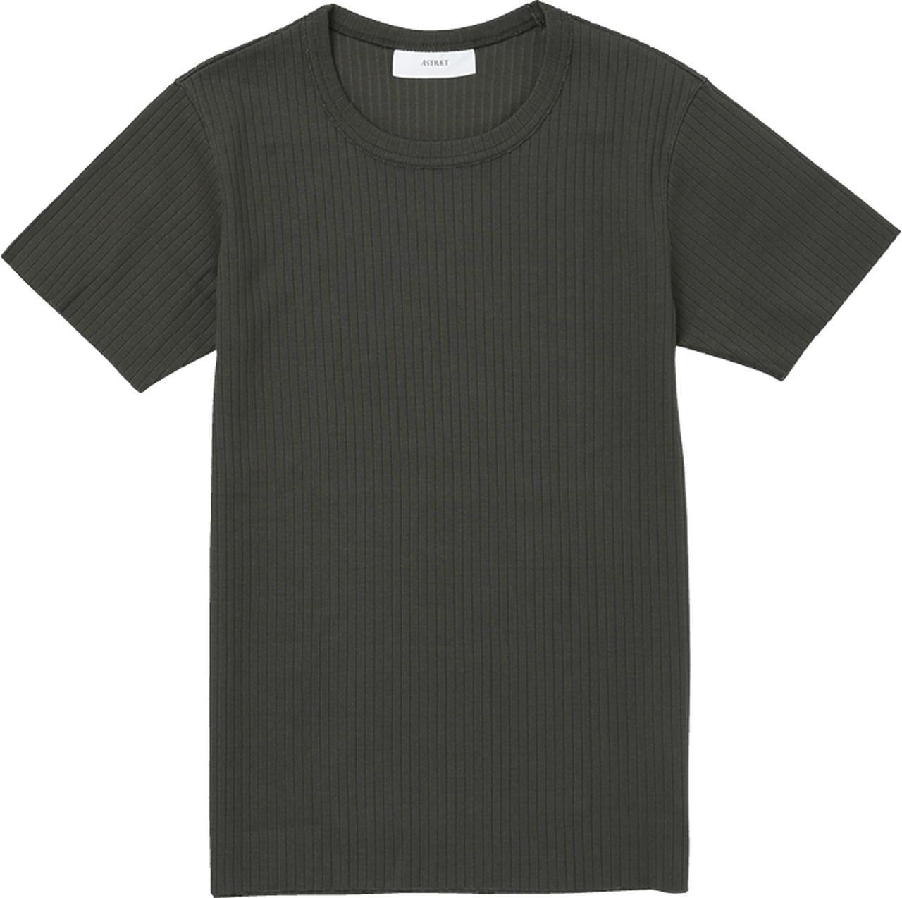 画像4: 意外と使える秋Tシャツ 今シーズン最後のカットソー買いはコレ!