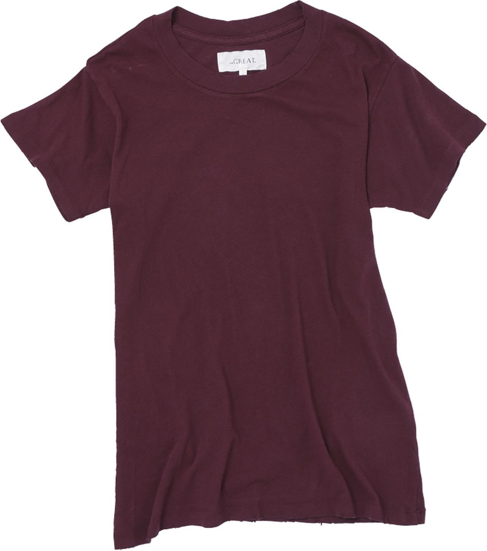 画像1: 意外と使える秋Tシャツ 今シーズン最後のカットソー買いはコレ!