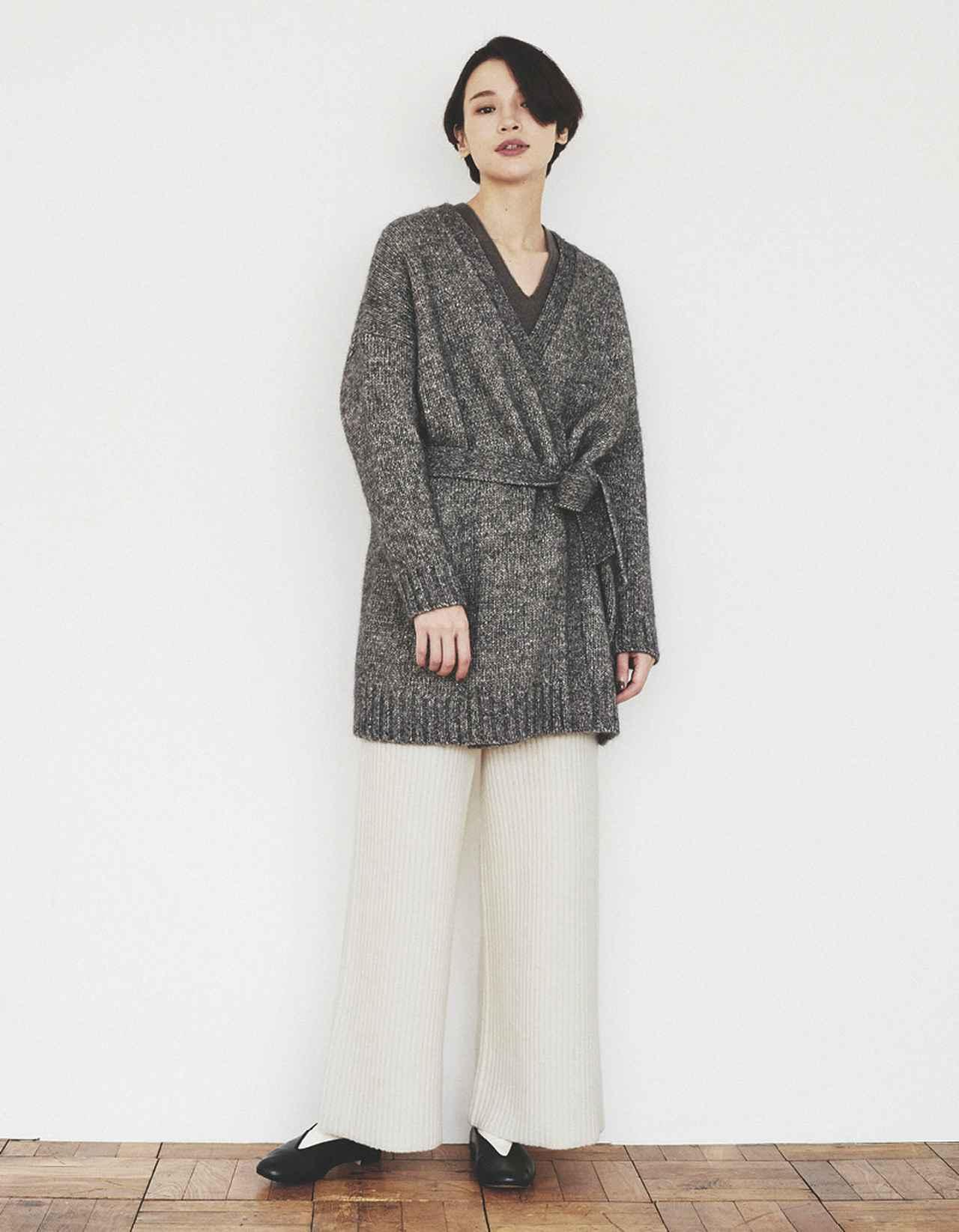 画像1: ②かぐれ 大人の女性のための日常着