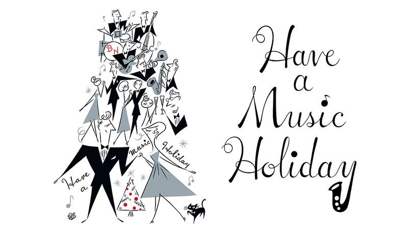 画像: HAVE A MUSIC HOLIDAY | EVENTS | BARNEYS NEW YORK