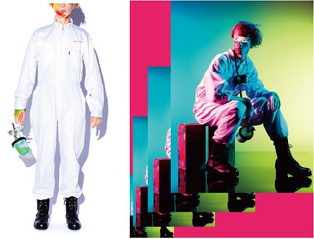 画像8: 中小企業のユニフォームだけを使用したファッションマガジン