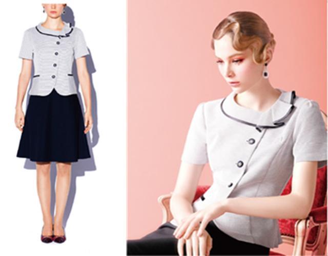 画像9: 中小企業のユニフォームだけを使用したファッションマガジン