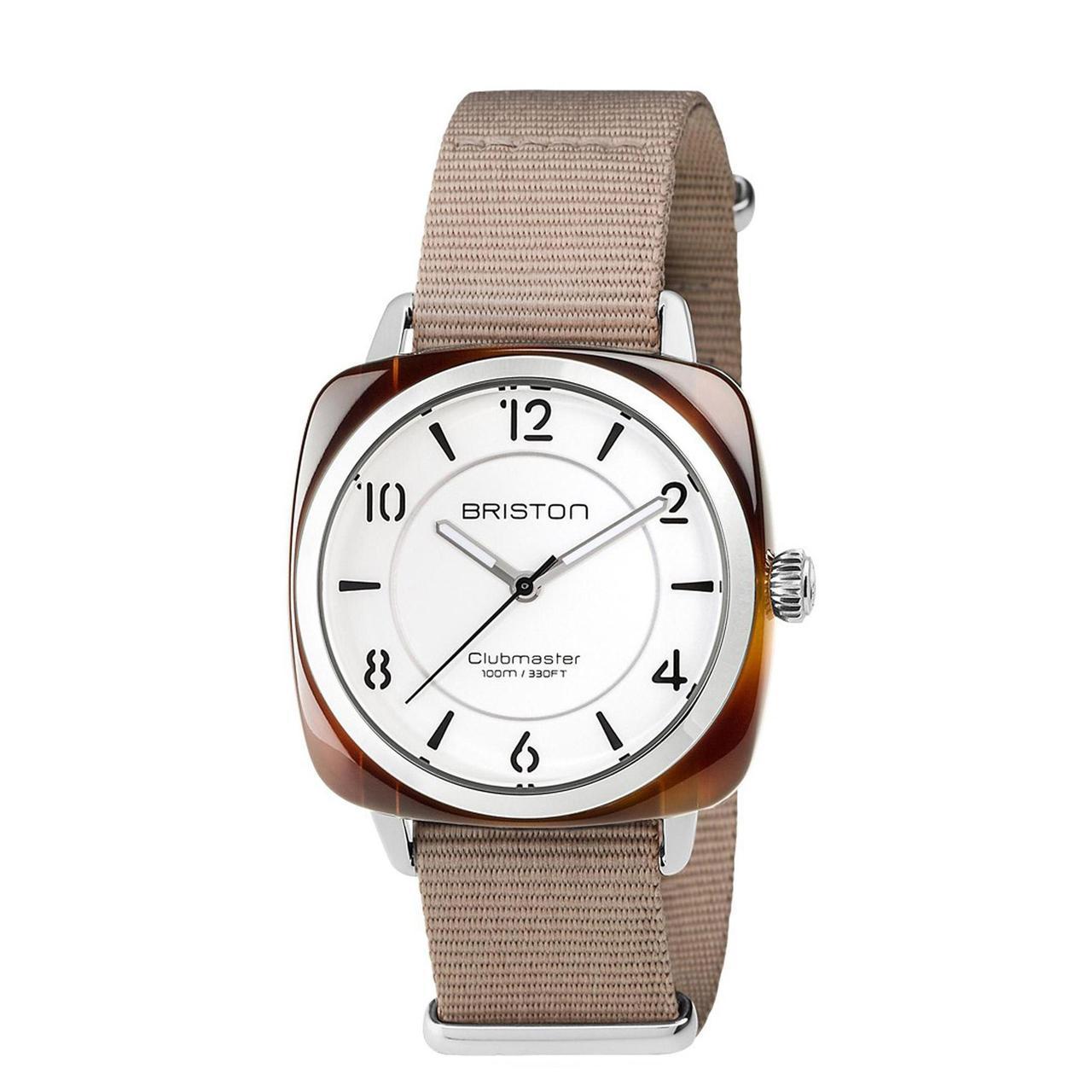 画像2: 今、ファッション関係者がぞっこん この腕時計知ってる?フランス発「ブリストン」 2万円台から買える、高級メゾンのクオリティ