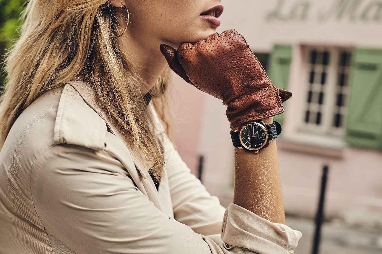 画像1: 今、ファッション関係者がぞっこん この腕時計知ってる?フランス発「ブリストン」 2万円台から買える、高級メゾンのクオリティ