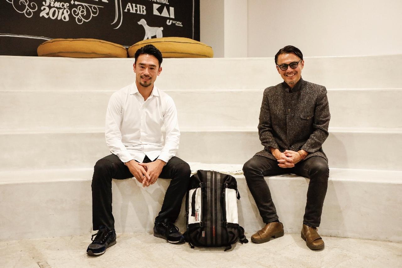 画像: Special Cross Talk 未来のバッグ作りとは? ノイインテレッセ×リバースプロジェクトの顔同士が対談 「エアバックプロジェクトで伝えたいこと」