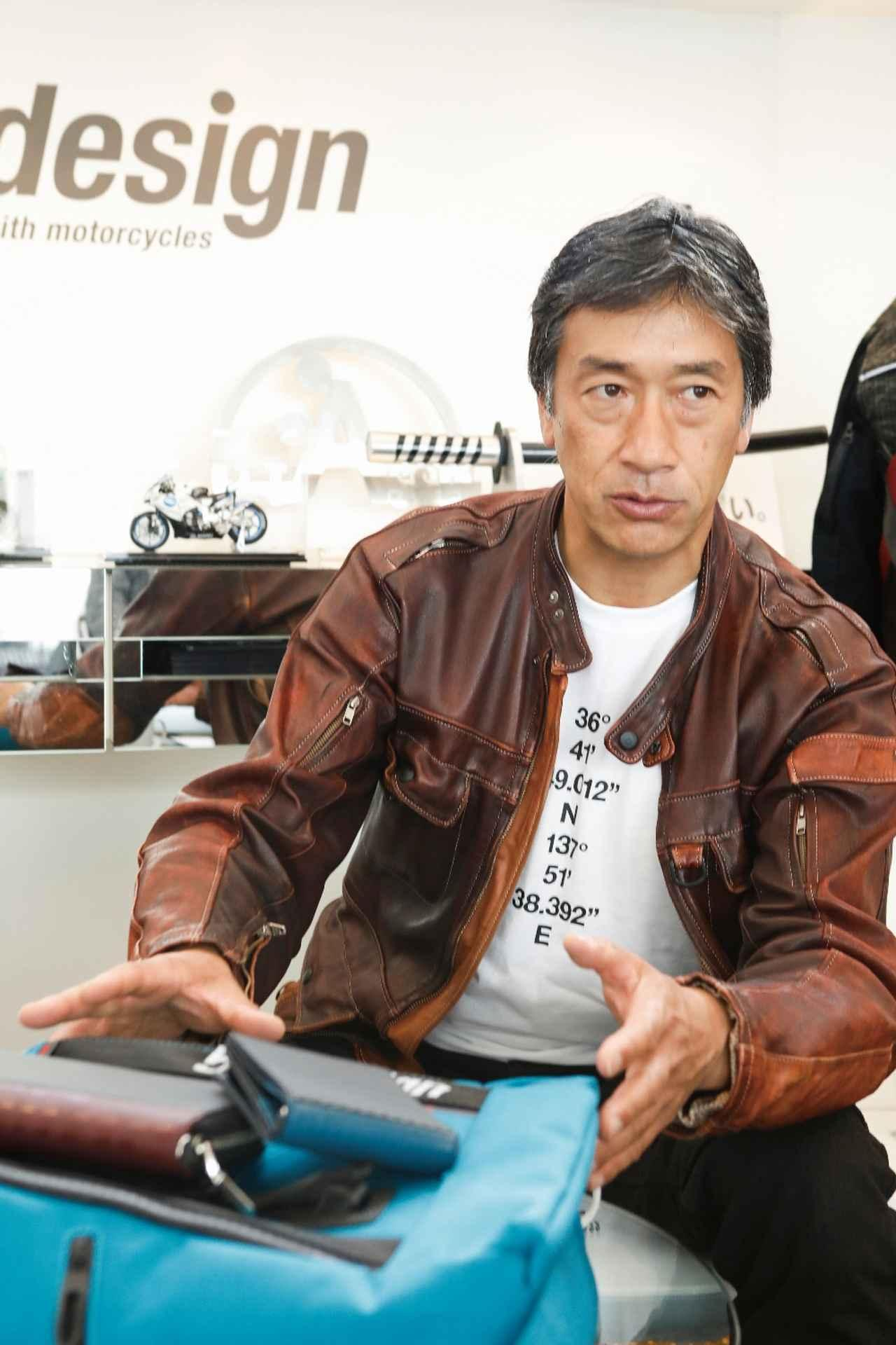 画像6: モーターカルチャー× ファッションNeu interesse バイクライフスタイルブランド56design と夢のコラボ実現
