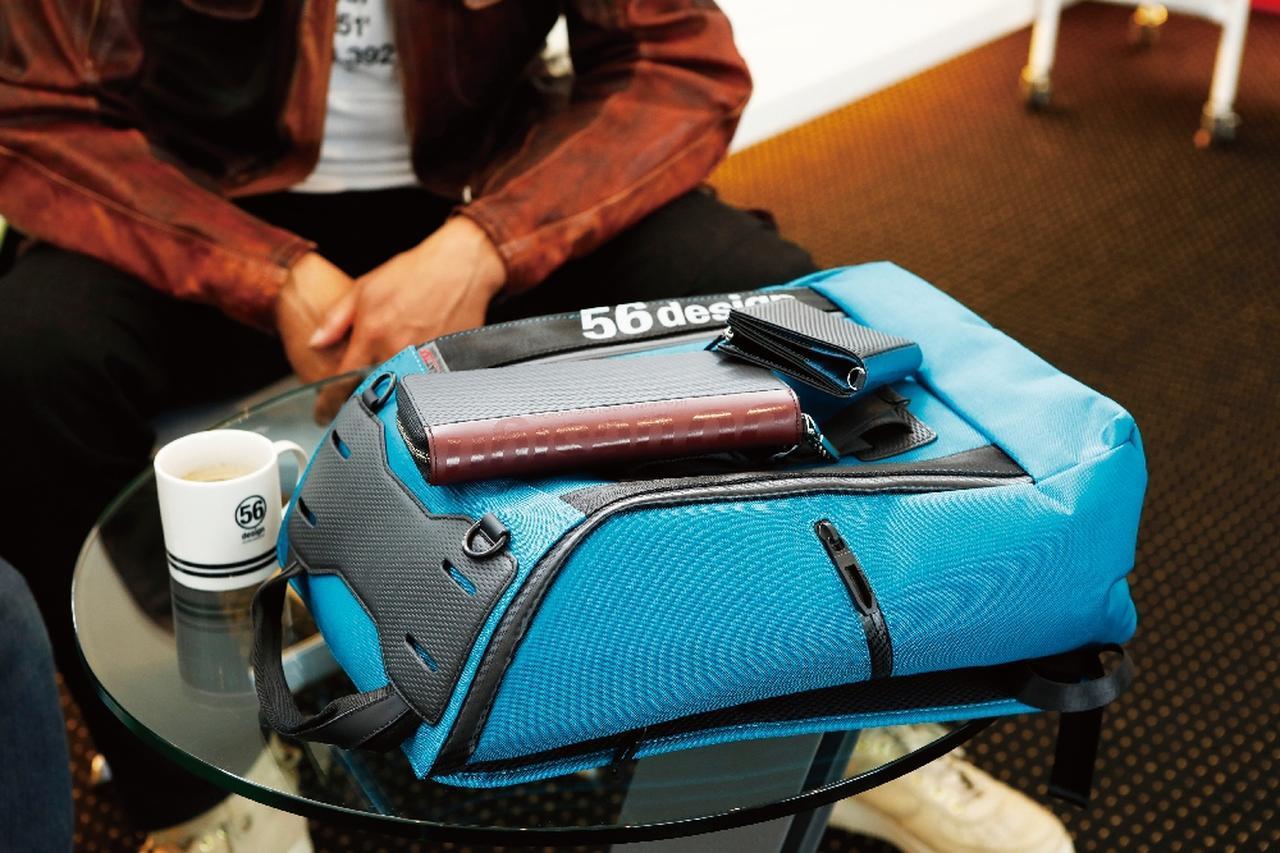 画像3: モーターカルチャー× ファッションNeu interesse バイクライフスタイルブランド56design と夢のコラボ実現