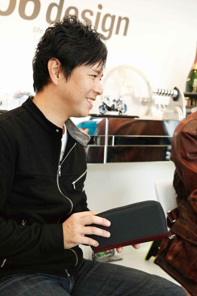画像7: モーターカルチャー× ファッションNeu interesse バイクライフスタイルブランド56design と夢のコラボ実現