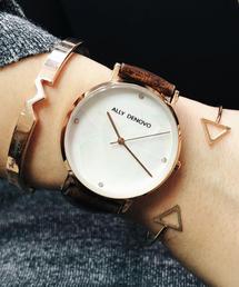 画像1: いま一番売れてる腕時計 ALLY DENOVO