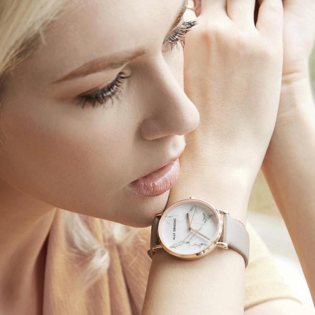 画像1: 腕時計+アクセサリー=ALLY DENOVO 世界で話題のファッションウォッチブランド